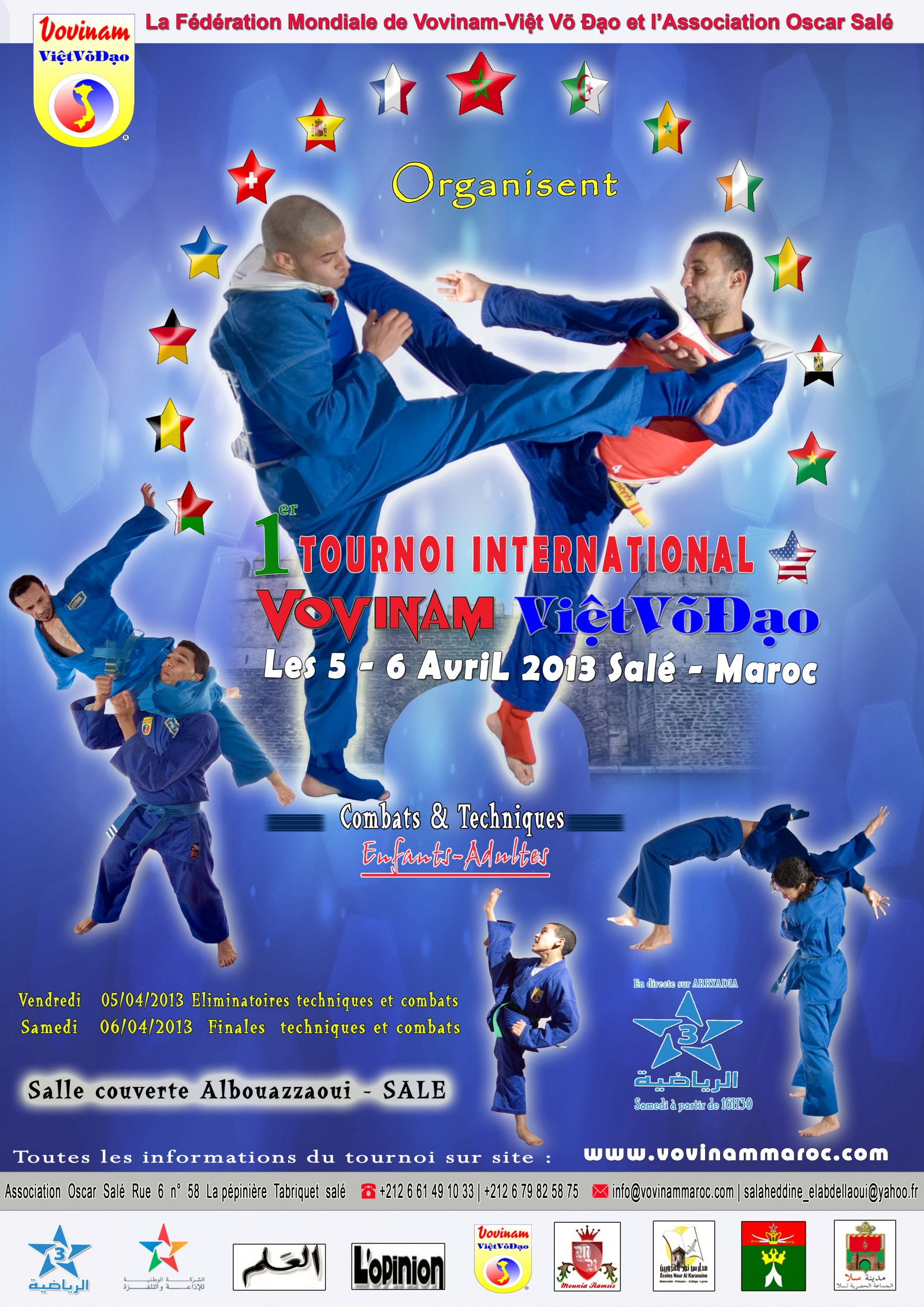 Tournoi international_maroc2013