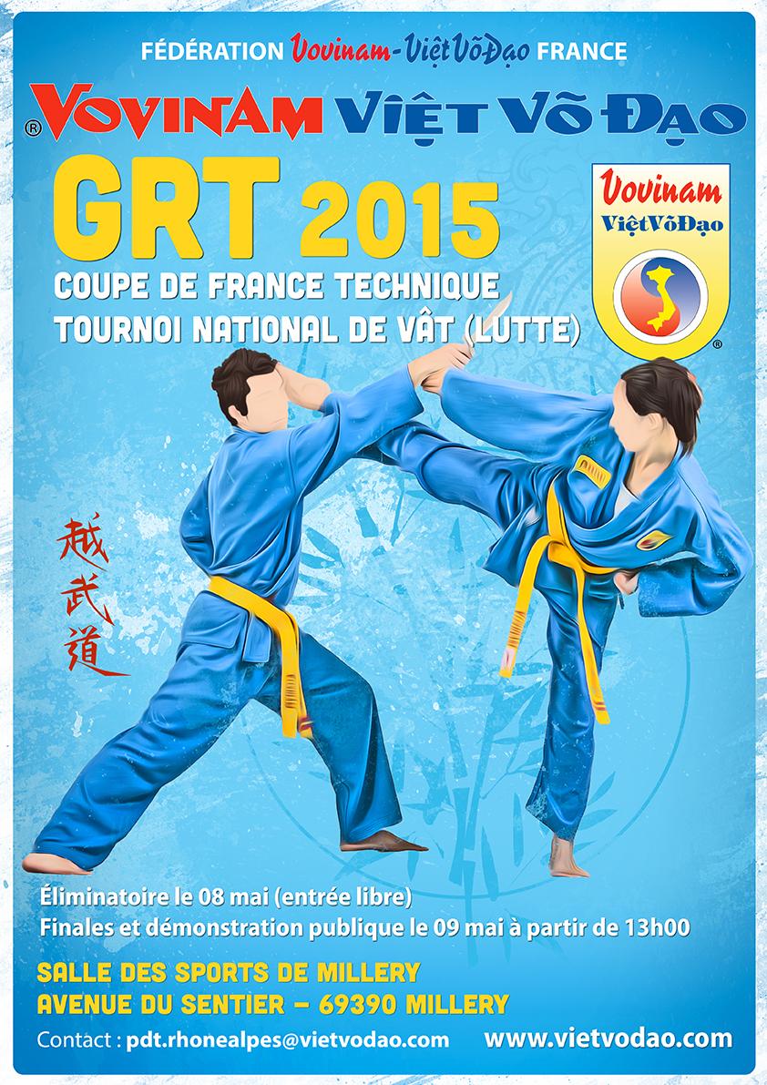 Grt 2015 coupe de france rh ne alpes - Date coupe de france 2015 ...
